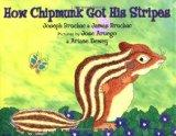 How Chipmunk Got His Stripes A Tale of Bragging and Teasing