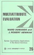 Multiattribute Evaluation