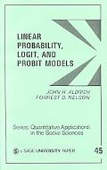 Linear Probability, Logit and Probit Models