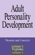 Adult Personality Development Theories and Concepts