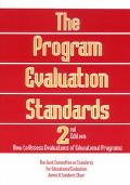 Program Evaluation Standards How to Assess Evaluations of Educational Programs