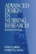 Advanced Design in Nursing Research