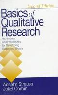 Basics of Qualitative Research Techniques and Procedures for Developing Grounded Theory