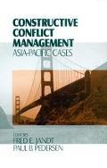 Constructive Conflict Management Asia-Pacific Cases