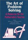 Art of Problem Solving A Resource for the Mathematics Teacher