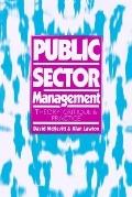Public Sector Management Theory, Critique and Practice