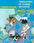 Dimensions of Human Behavior:person...