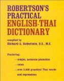 Robertson's Practical English-thai Dictionary
