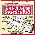Kanji A-day Practice Pad