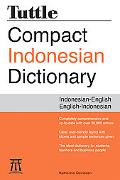 Compact Indonesian Dictionary: Indonesian-English English-Indonesian