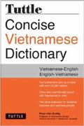 Tuttle Concise Vietnamese Dictionary : Vietnamese-English English-Vietnamese