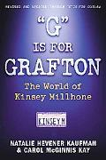 G Is for Grafton The World of Kinsey Millhone