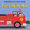 Fire Engine Man