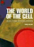 The World of the Cell (Benjamin/Cummings series in the life sciences)