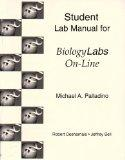 Student Lab Manual for BiologyLabs On-Line