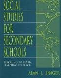 Social Studies F/secondary Schools