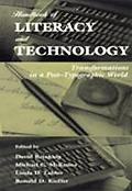 Handbook of Literacy and Technology Transformations in a Post-Typographic World