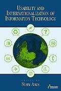 Usability and Internationalization of Information Technology