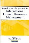 Handbook of Research in International Human Resources