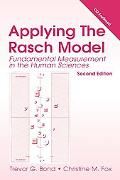 Applying the Rasch Model Fundamental Measurement in the Human Sciences