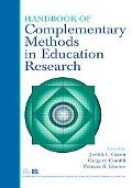 Handbook of Complementary Methods Education Research