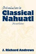 Introduction to Classical Nahuatl