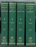 A Genealogical Dictionary of the First Settlers of New England 3rd Edition 4 vols.