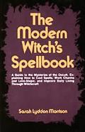 Modern Witch's Spellbook