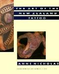 The Art of the New Zealand Tattoo - Anne Nicholas - Paperback
