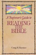 Beginner's Guide to Reading the Bible
