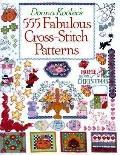 Donna Kooler's 555 Fabulous Cross-Stitch Patterns - Donna Kooler - Hardcover