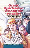 Great Quicksolve Whodunit Puzzles Mini-Mysteries for You to Solve