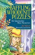 Baffling Whodunit Puzzles Dr. Quicksolve Mini-Mysteries