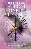 Ingenious Lateral Thinking Puzzles - Paul Sloane - Paperback