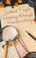 Instant People Reading through Handwriting - Anne Silver Conway - Paperback