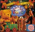 Santa's Toys: The Christmas Book That Comes to Life - Sam Williams - Hardcover