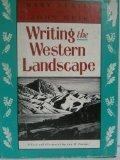 Writing the Western Landscape (Concord Library)