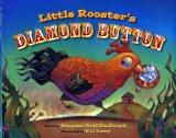 Little Rooster's Diamond Button Book and DVD Set (Book and DVD Packages With Nutmeg Media)