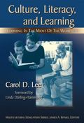 Culture, Literacy, and Learning Taking Bloom in the Midst of the Whirlwind