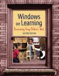 Windows on Learning Documenting Young Children's Work