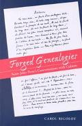 Forged Geneologies Saint-John Perse's Conversations With Culture