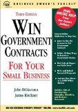 Win Government Contracts for Your Small Business