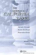 Guidebook to California Taxes (2009)