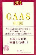 GAAS Guide, 2010 (with CD-ROM) (Miller Gaas Guide)