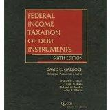 Federal Income Taxation of Debt Instruments (2012)
