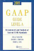 GAAP Guide Level A