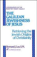 Galilean Jewishness of Jesus