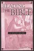 Reading the Bible A Study Guide