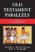 Old Testament Parallels Laws And Stories from the Ancient Near East
