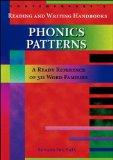 Phonic Patterns: A Ready Reference of 321 Word Families